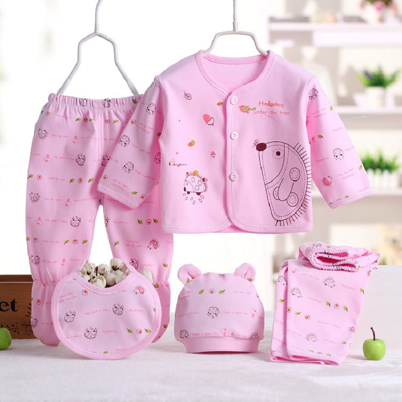f5671a370225 2019 Newborn Baby Costume Baby Boy Clothes 100% Cotton Infant ...
