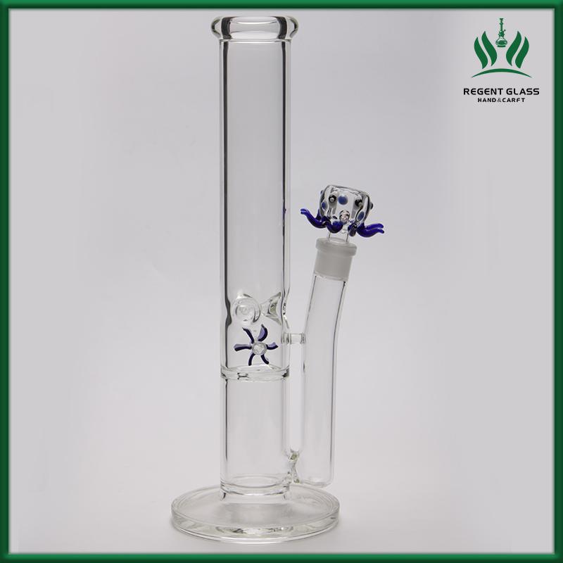 Culinery Concepts Petit bol en verre entour/é d/'une pieuvre m/étallique