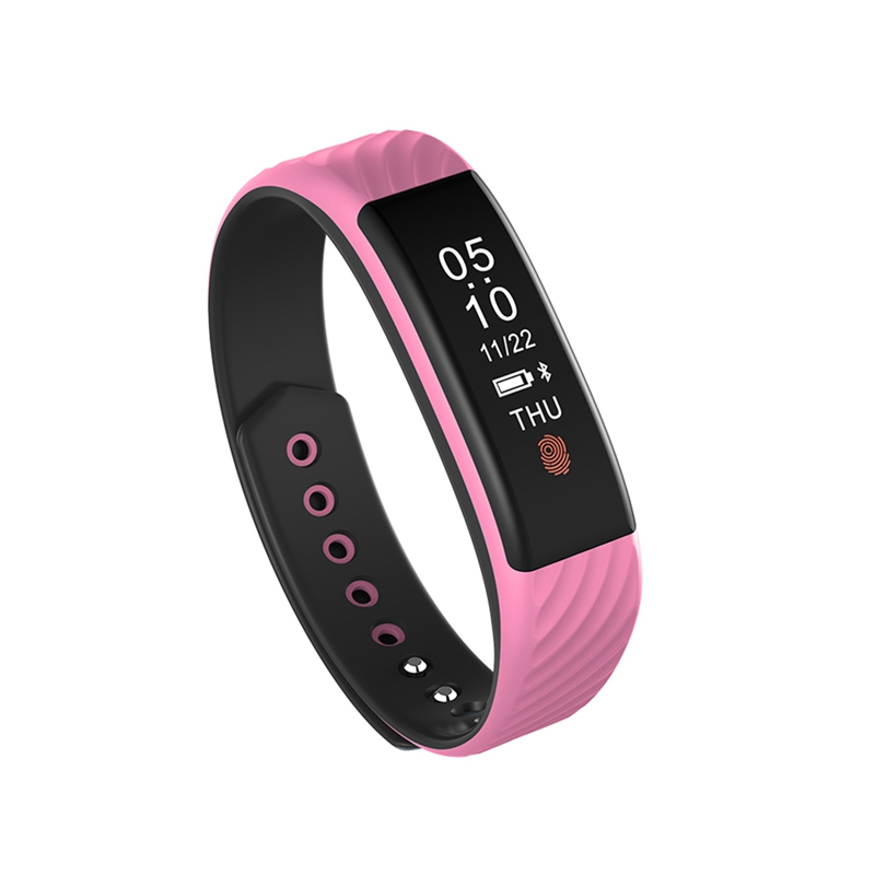 Smart Watch Bracelet Heart Rate Pulse Meter Bluetooth Pedometer Waterproof Sport Women Watches for Android Ios Phone Birthday Gift