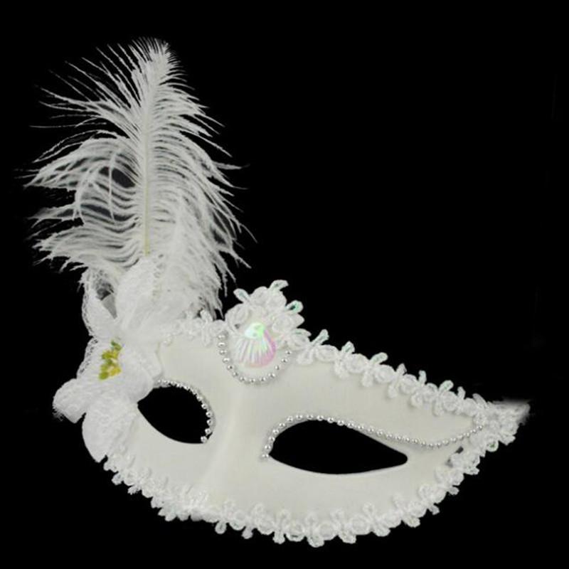 Fête d/'Halloween Masque Femmes Dentelle élégant bal masqué carnaval déguisement