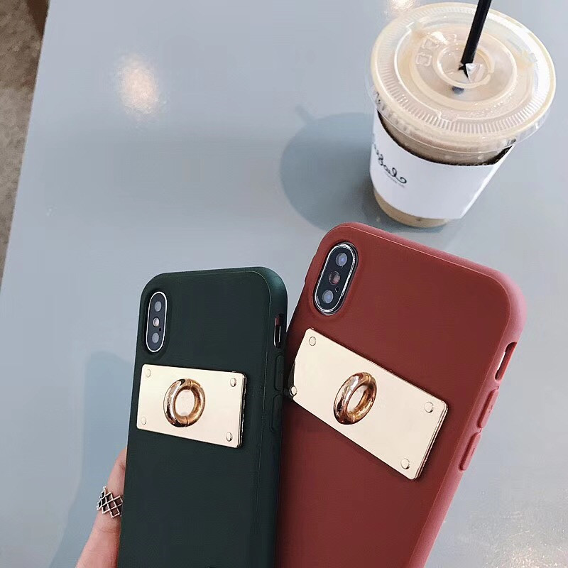 LUDI Luxury Silk Scarf Bow-knot Phone Case for iPhone XS MAX X Phone Cases for iPhone 678 Plus Soft Silicon Retro Fundas Capas07