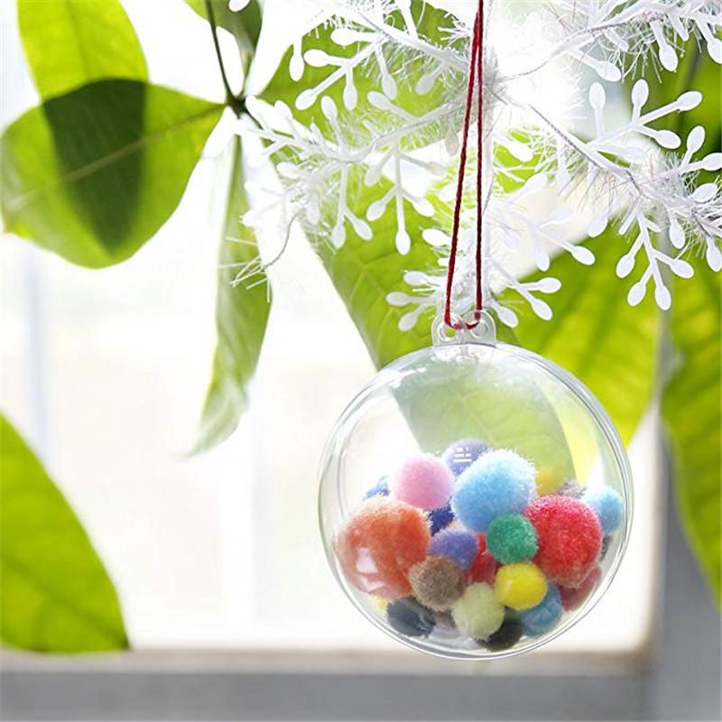 Clear Plastic Balls13