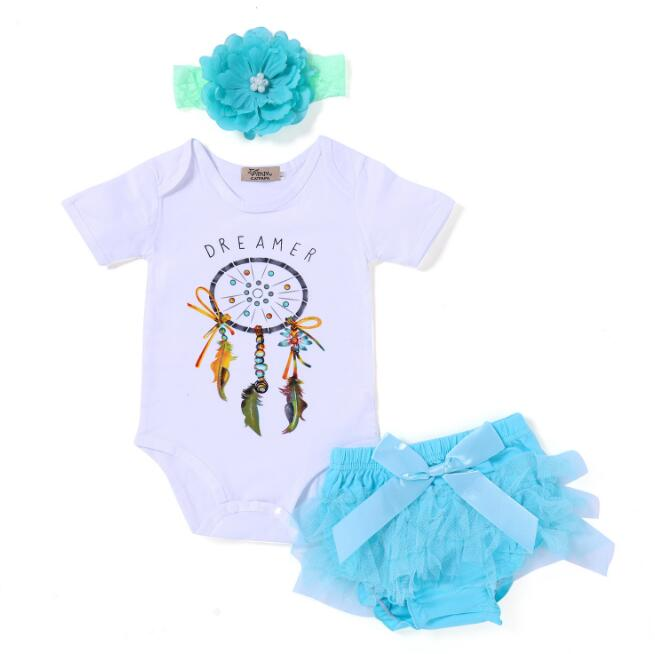 Wholesale Baby Girl Boy Package Fart Clothes Longer Extension Piece Infant