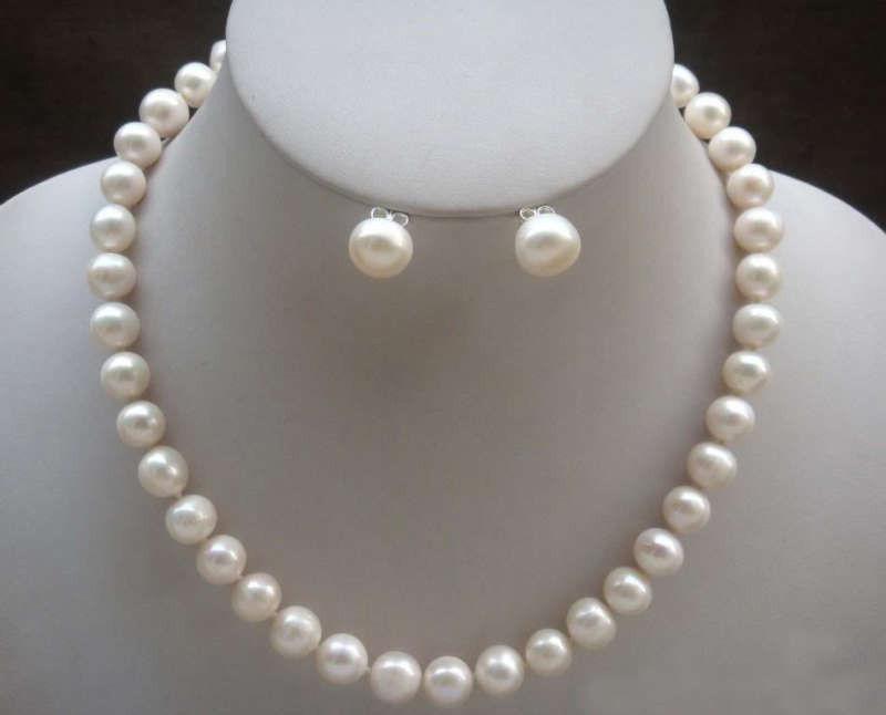 Charme kultiviert 8-9mm Barock Lavendel Süßwasser Perle lange Halskette 85 Zoll