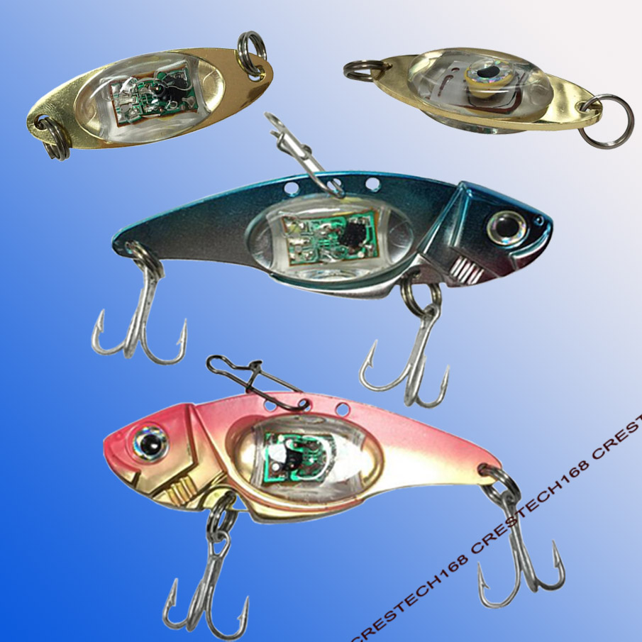 New Fishing Lure Metal VIB Hard Walleye Bait Fishing Saltwater Tackle KY