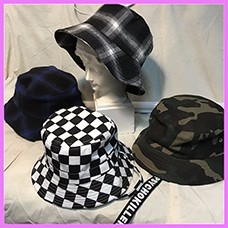IG-Hot-Checker-Bucket-Hat-Black-White-Plaid-Unisex-Cap-Women-Men-Aesthetic-Harajuku-Street-Style