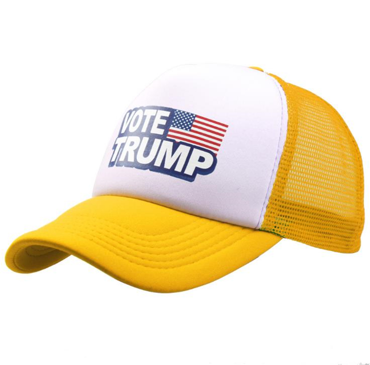 New Trump hat Make America Great Again Donald Trump US VOTE TRUMP Mesh Cap Baseball hat Ball Cap party hats C0179