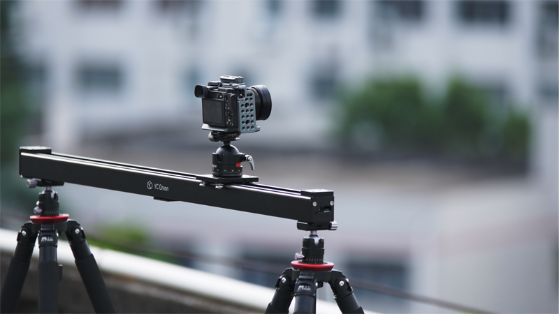YC ONION Aluminum Motorized Camer Slider App Bluetooth Control Stable Smooth Slider Camera With Motor For Photography DSLR Video (18)