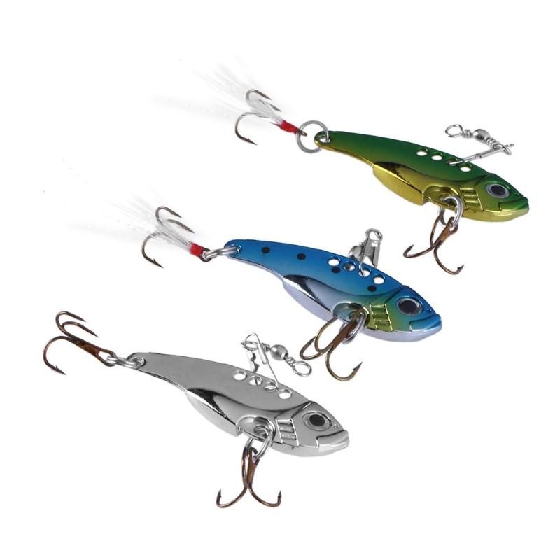 42pcs Artificial Trout Spoon Fishing Lures Spinner Baits Box Bass Tackles Set Assorted Carp Fishing Sheet Lure Baits peche