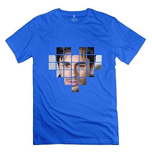 Erkekler Enrique Iglesias Tişört