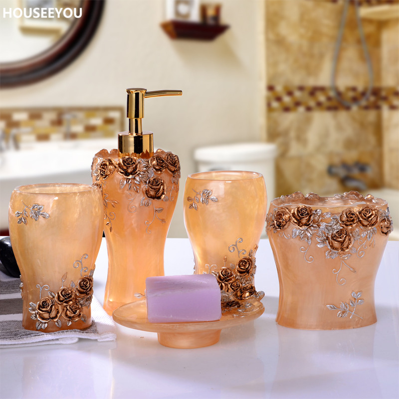 Bathroom Accessories Sets 3