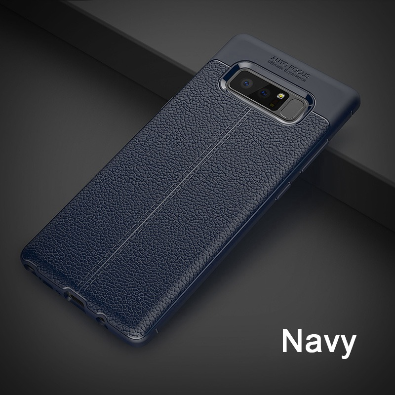 Luxury Carbon Case For Samsung Galaxy Note 8 S8 Plus Cover Leather TPU Soft Coque For Samsung S7 Edge A3 A5 2017 J5 J7 2016 Case (14)