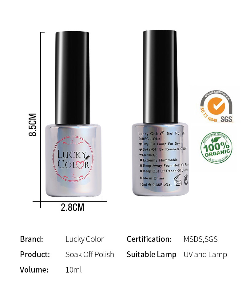 Gel Varnishes Set With LED Lamp Everything For New Learner UV Nails Polish Art Manicure Kits Include 34  x12