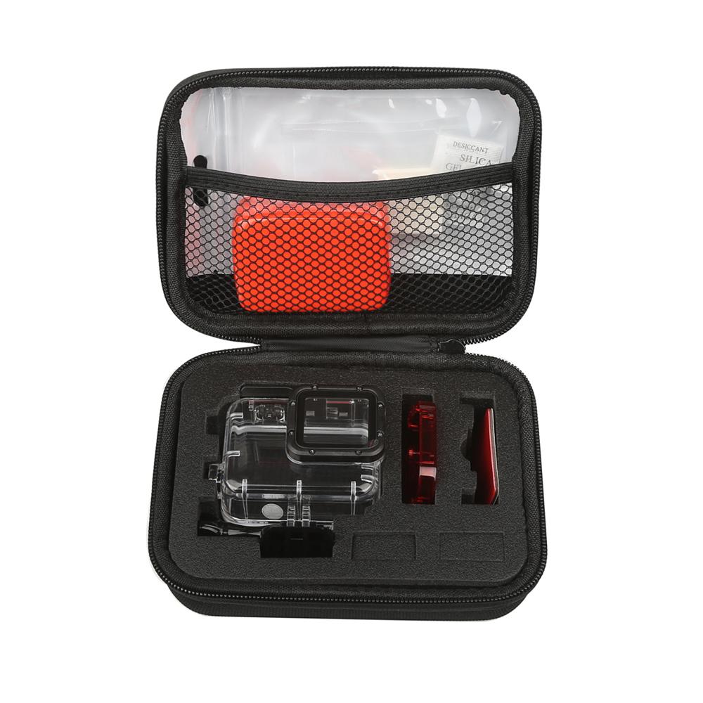wholesale 40M Underwater Waterproof Case for GoPro Hero 5 Black Go Pro Hero 6 Camera Diving Housing Mount for GoPro Hero 6 Accessory