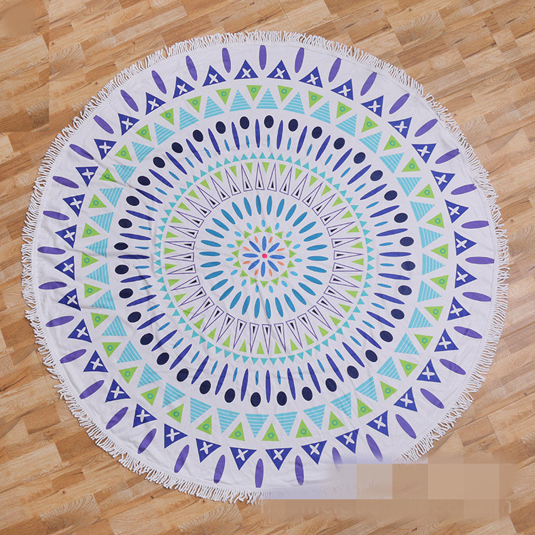 Round beach towel (18)