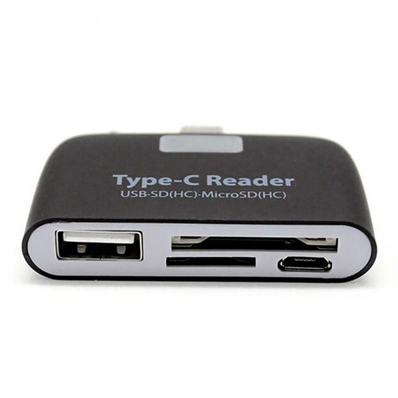 By-DHL-50-pcs-USB-3-1-Type-c-OTG-Card-Reader-Type-C-USB-C (1)