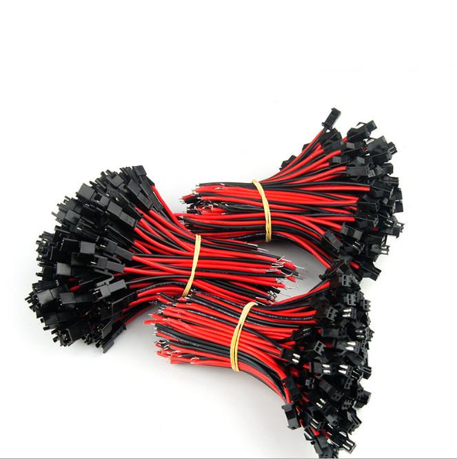 5 pares L6.2-2P conector Tamiya Hembra//Macho 2 Pin Conector De Cable 30cm 20AWG