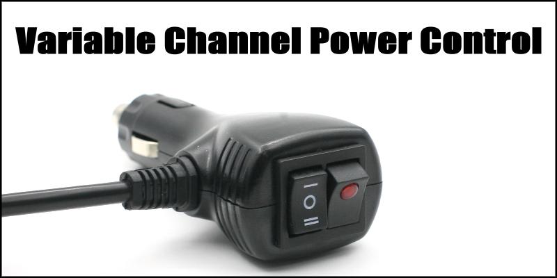 Combination Set Car Front & Rear Camera Cigarette Power Variable Channel Blind Spots Flexible Copilot Monitor Camera View System Variable Channel