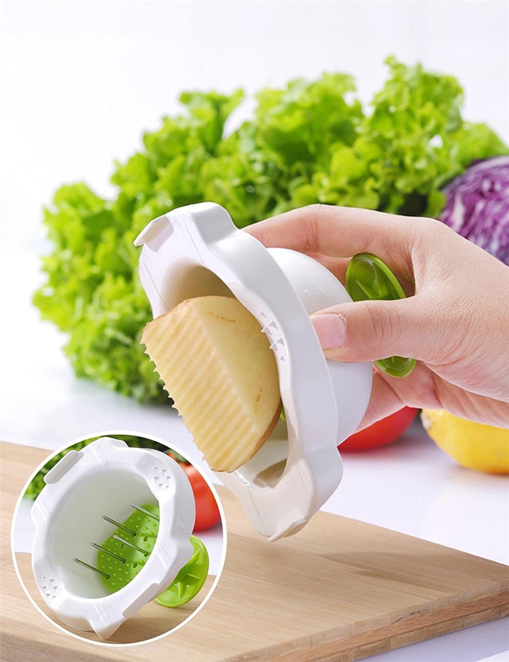 Mandoline Peeler Grater Vegetables Cutter tools with 5 Blade Carrot Grater Onion Vegetable Slicer Kitchen Accessories15