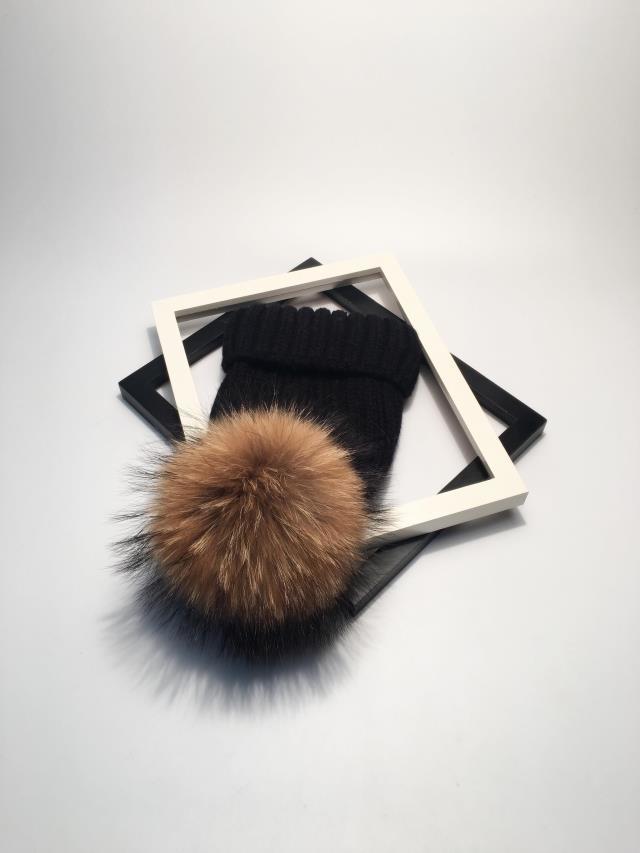 winter hats for women pom pom hat (1)