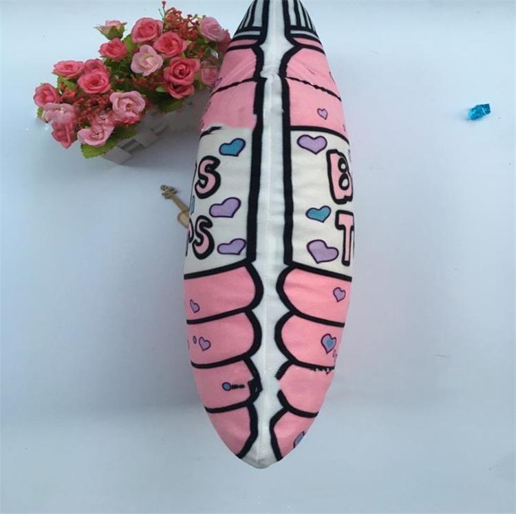 Folha de árvore garrafa de Alimentação melancia padrão de coração Almofada travesseiros decorativos lance travesseiro Almofadas Decorativas Bonecas de Pelúcia brinquedos I432