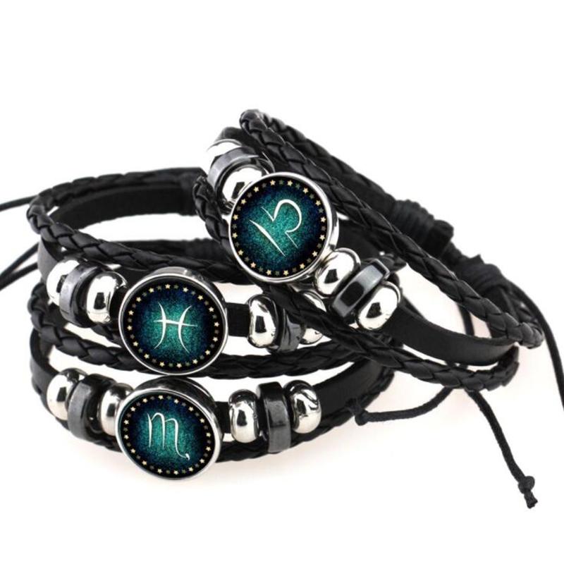 STIER Vintage Armband mit Konstellationen Horoskop Sternzeichen TAURUS