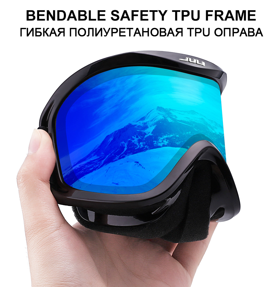 ski goggles otg