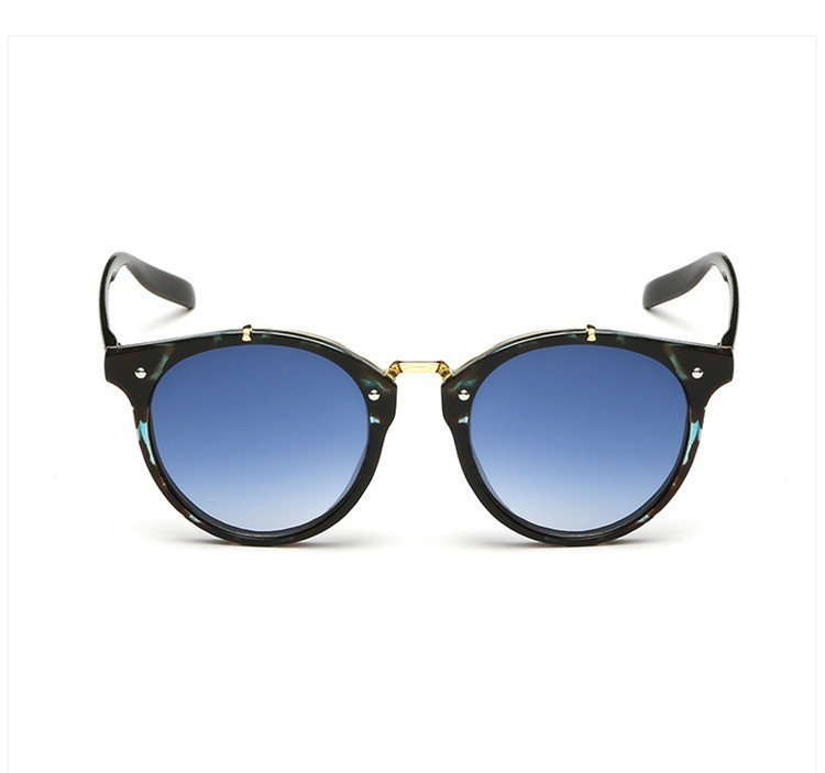 2016 Classic Brand Designer Sunglasses Women Men Retro Round Sun Glasses Woman shades Mirror Eyewear Lady Male Female Sunglass (26)