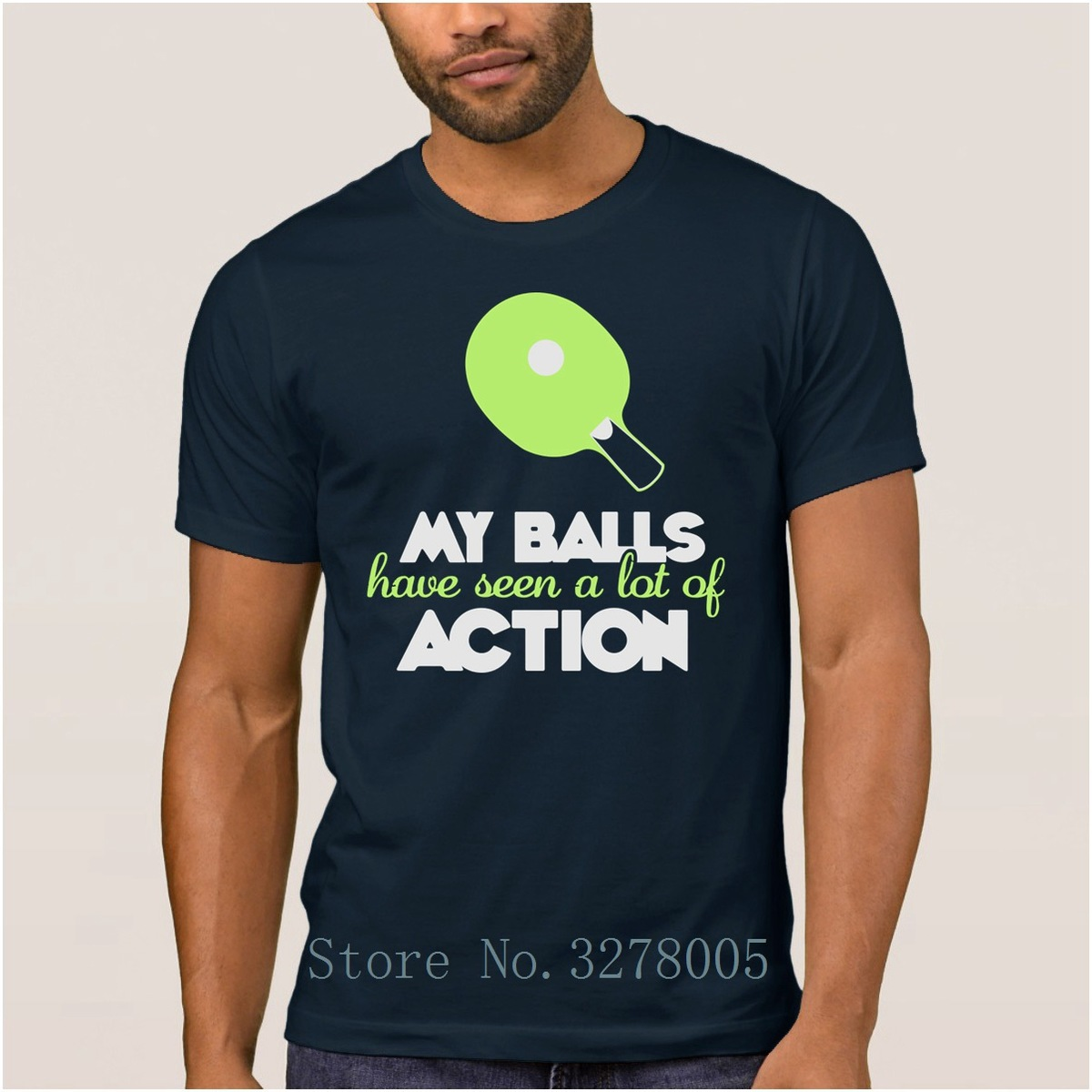 Brand La Maxpa My Balls Have Seen A Of Action Fit Men's T Shirts Sunlight T-Shirt Mens Homme S-3xl Tee Shirt Mens