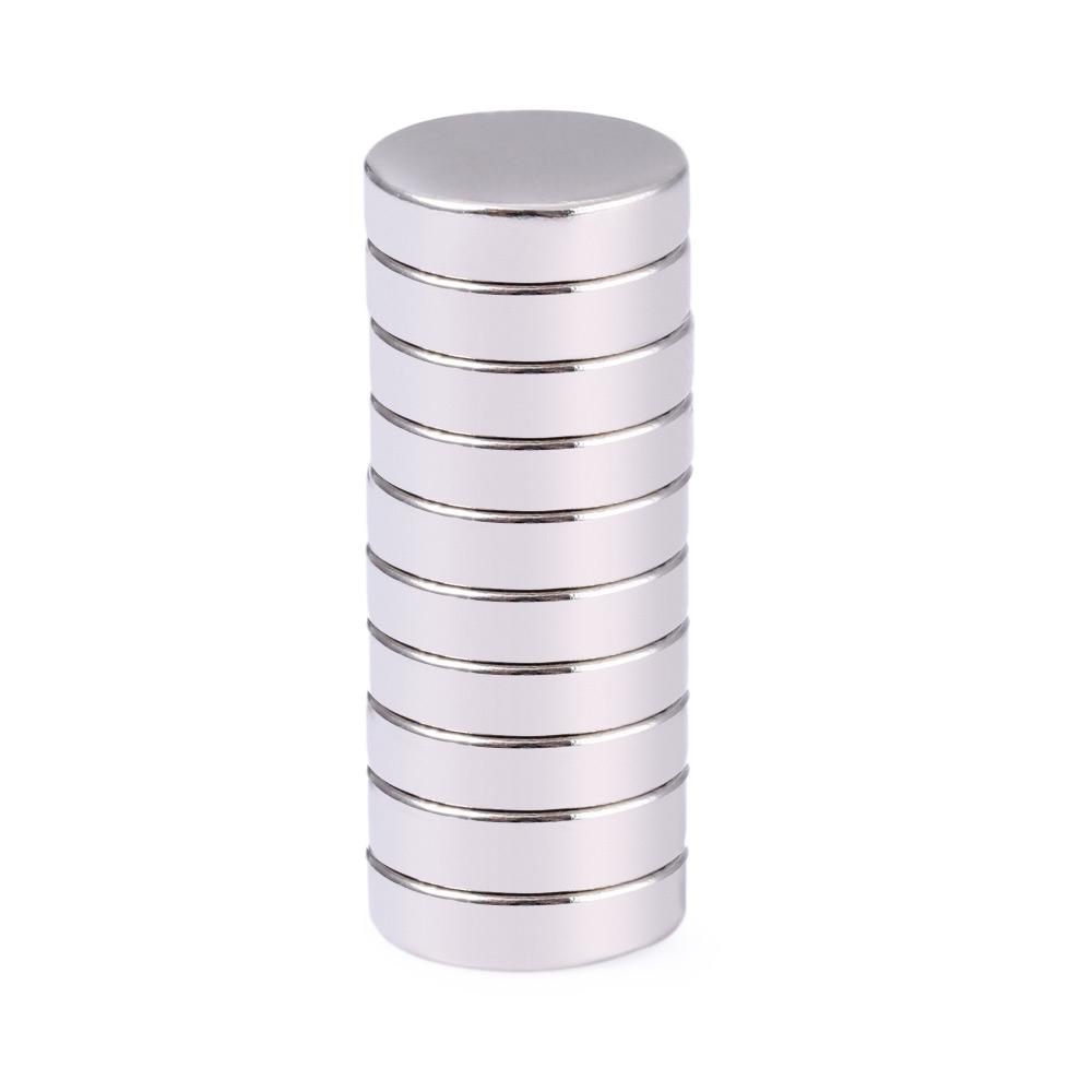 25pcs 10 mm x 4 mm x 4 mm BARRA TERRE RARE 10 x 4 x 4 mm Magneti al neodimio
