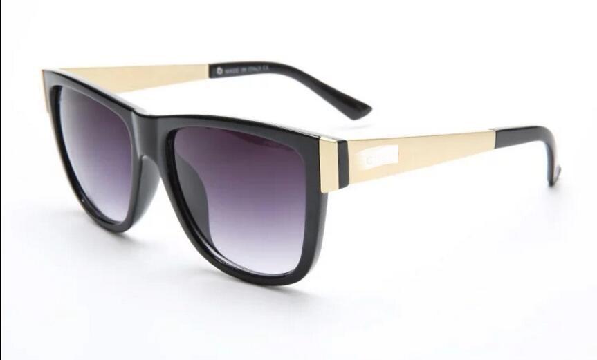 Italy Classic 3718 Sunglasses Woman Bee Design Fashion Sun