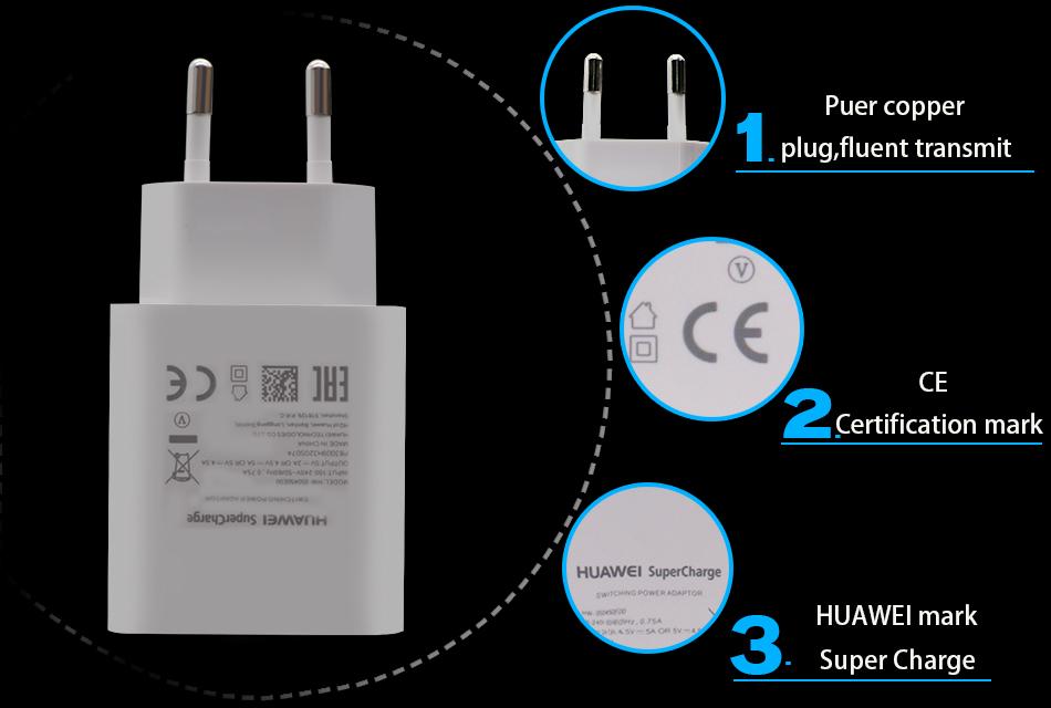original huawei charger 2A