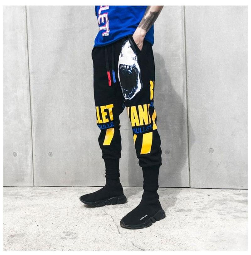 Pants Fashion Streetwear Sweatpants (7)
