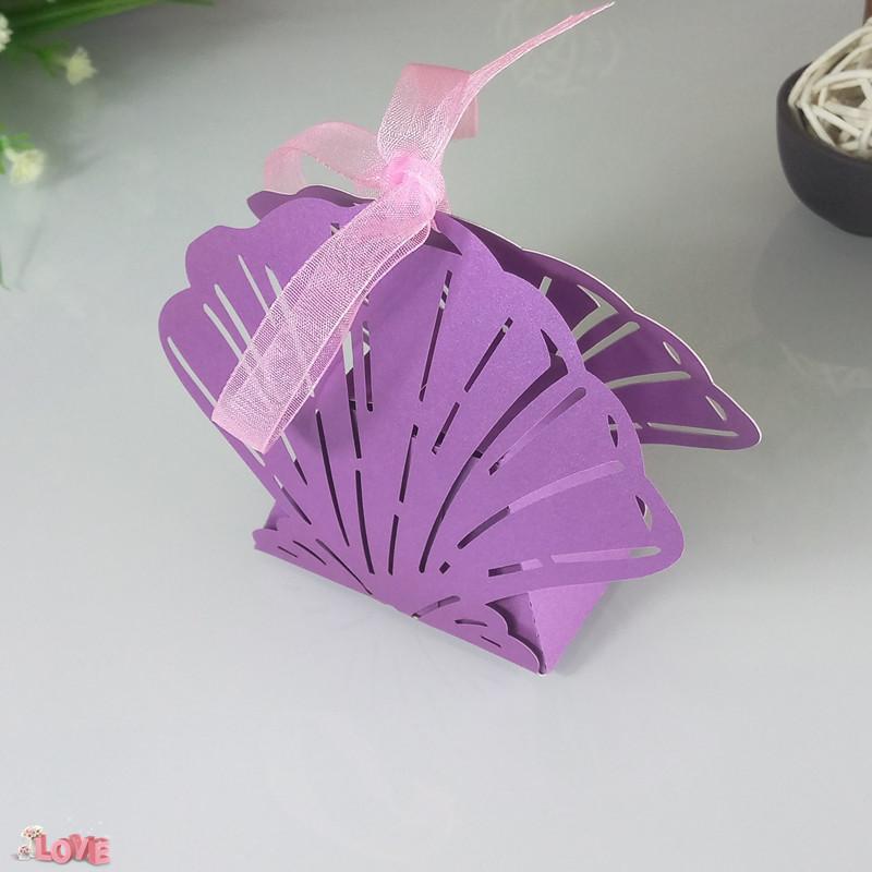 Christmas Gift Box Wedding Like Gift Box Candy Box Anniversary Celebration Party Supplies Ribbon Decoration 6ZT31
