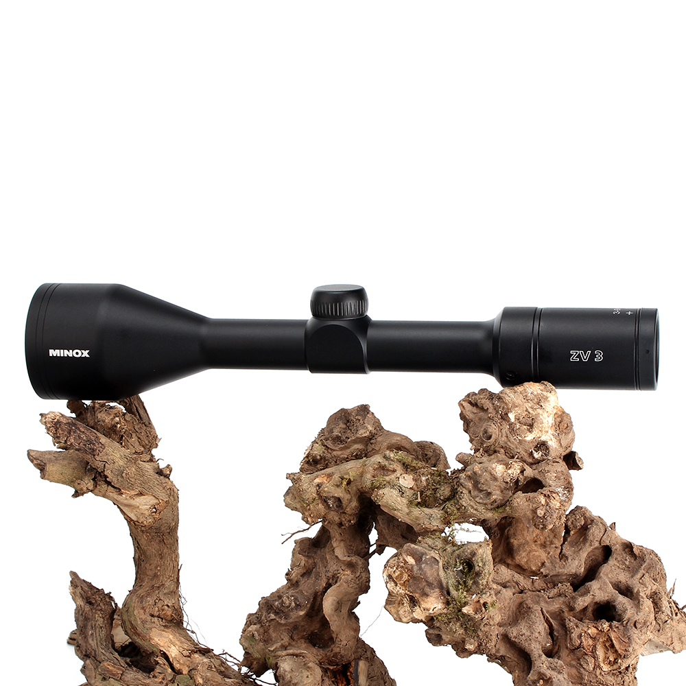 MINOX ZV 3 3-9X50 Hunting Riflescope BDC 400 Wire Reticle 1 Inch Tube Optical Sights Long Eye Relief for Tactical Rifle Scope (10)