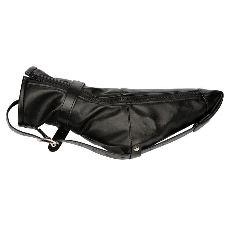 Exotic Slave Training Foot Binding Bag Gusto Stretto Gamba BDSM Bondage Restraints s Harness Strap on Sex Toys coppie Y1893001