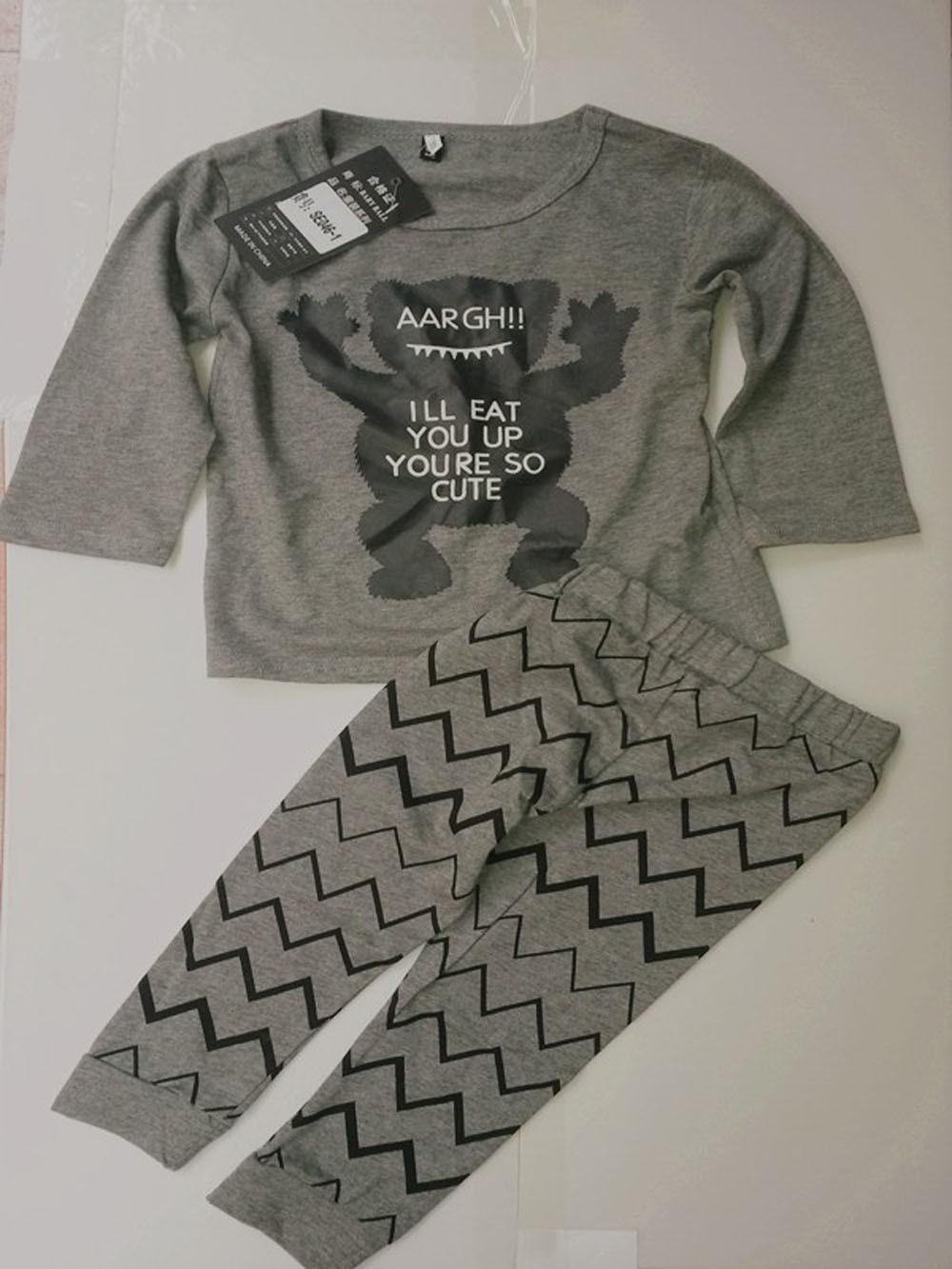 2015-New-Autumn-Baby-Cotton-Little-Monster-Clothes-2pcs-Top+Pants-Sport-Suits-Infant-Boys-And-Girls-Clothing-Sets-CL0769 (21)