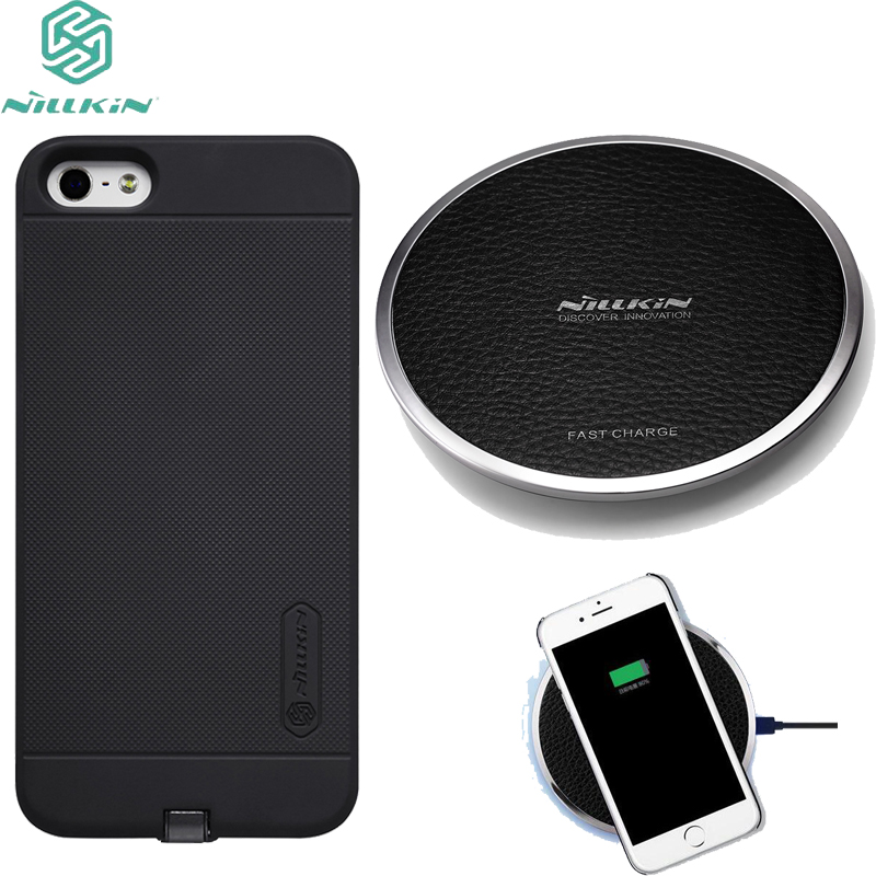 Wholesale best wireless charging receiver case for iphone