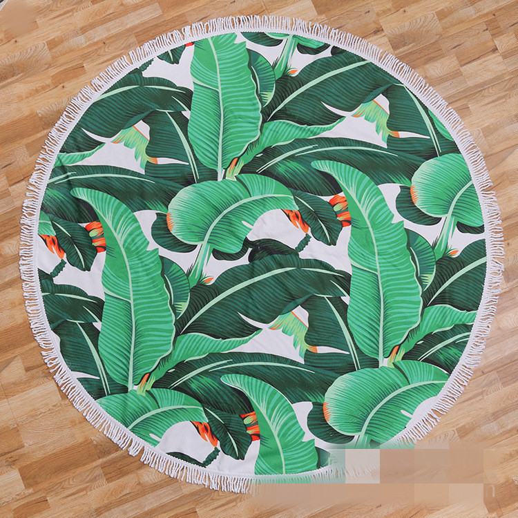 Round beach towel (12)