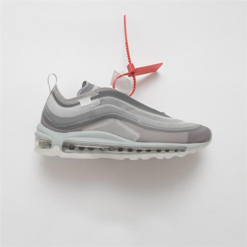 Air Shoes Off Max 97 Menta Sneakers