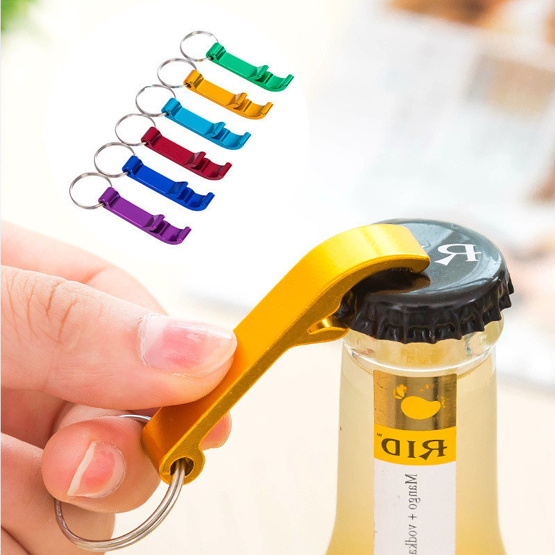 5 50pcs Wedding Gifts For Guests Beer Bottle Opener Keychain Women Fashion Jewelry Wedding Favors And Gifts Kayring Party Favors