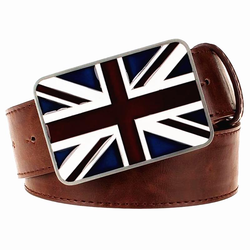 Buckle Gürtelschliesse boucle de ceinture Union Jack Angleterre Great Britain