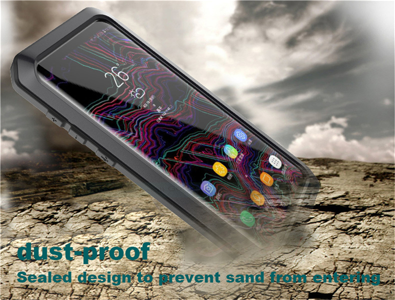 Samsung Galaxy S8 S9 Plus Note 8 9 shockproof phone cover case 10