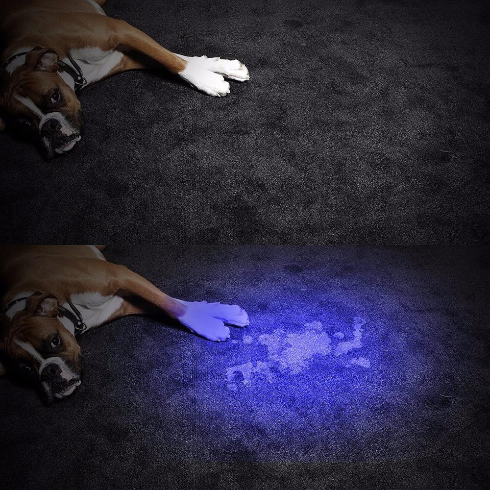 100led UV blacklight flashlight (8)