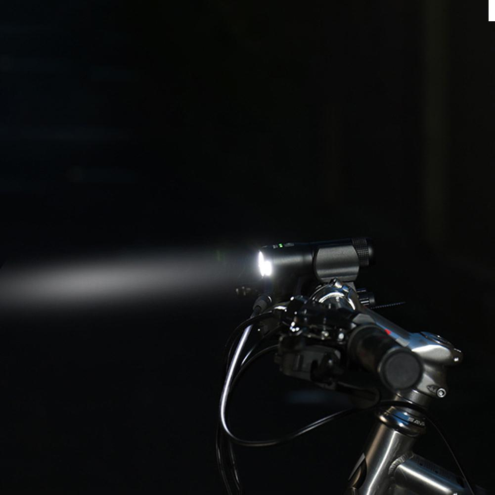 wholesale 600 Lumens Bike Headlamp Bicycle Strong Light Rechargeable Flashlight Cycling Lamp