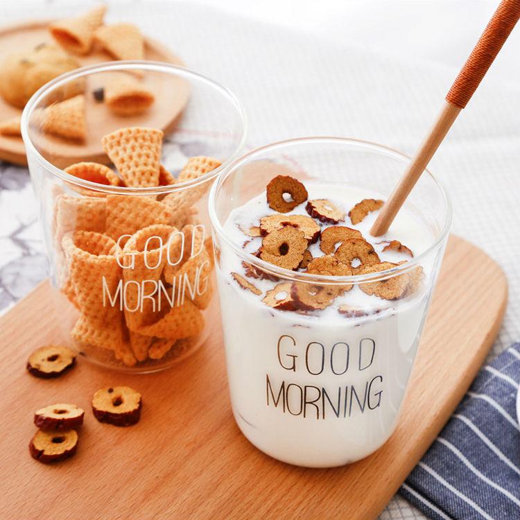 Set of 6 Long Handle Wooden Spoons Dessert Coffee Stirring Spoon Natural Wood Japanese Style Honey Spoon Tableware Accessories (5)