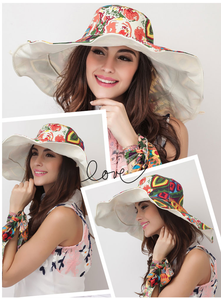 summer hat for women beach hat for women (3)