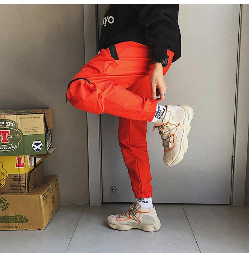 Pocket Tactical Fashions Men Hip Hop Pants Man (5)