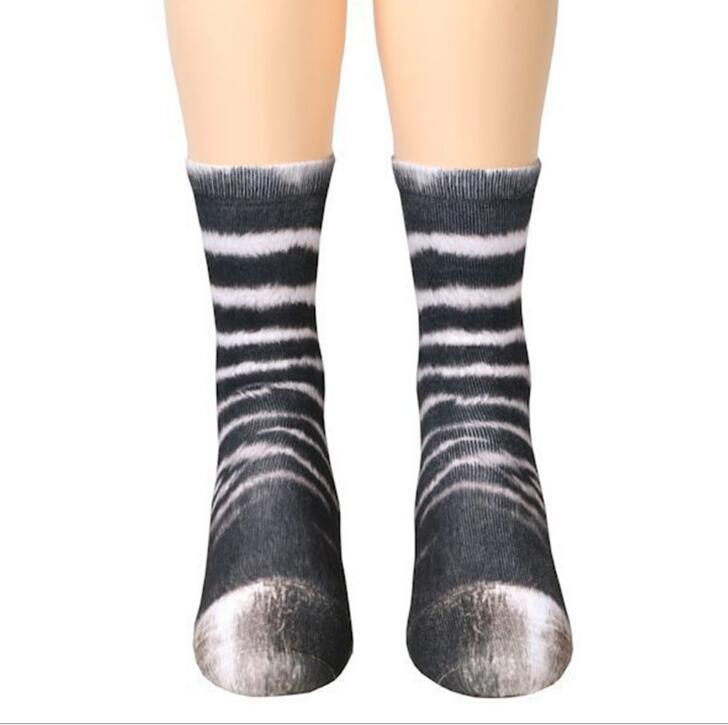 Adult Pegasuses Pattern Athletic Crew Socks
