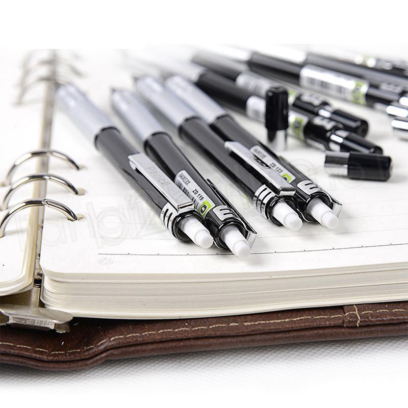 Automatische bleistifte zeichnung einzigen bleistift 2B HB 2H kunst bleistift metall bleistifte Comic Pen skizzenstift schreibstifte Geschenk GGA1098